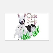 Cria Song Car Magnet 12 x 20