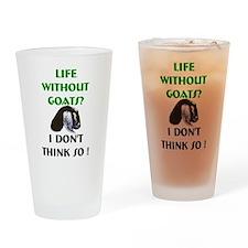 GOATS-Life Without Nubian Goa Pint Glass