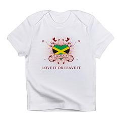 Love It Jamaica Infant T-Shirt