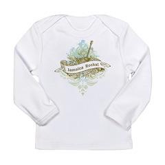 Jamaica Rocks Long Sleeve Infant T-Shirt