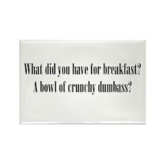 Breakfast Rectangle Magnet (100 pack)