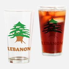 Lebanon Pint Glass