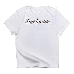 Vintage Liechtenstein Infant T-Shirt
