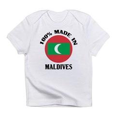 Made In Maldives Infant T-Shirt