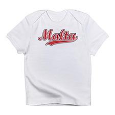 Retro Malta Infant T-Shirt