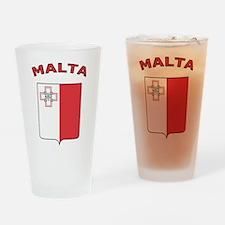 Malta Pint Glass