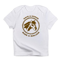 Ride A Malian Infant T-Shirt
