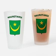 Mauritania Pint Glass
