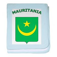 Mauritania baby blanket