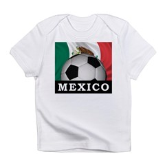 Mexico Football Infant T-Shirt