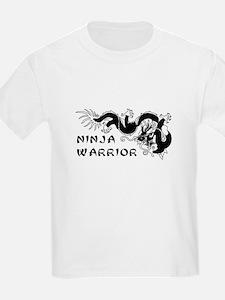 Ninja Warrior Kids T-Shirt