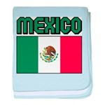 Mexico baby blanket