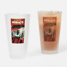 Monaco Grand Prix 1930 Pint Glass