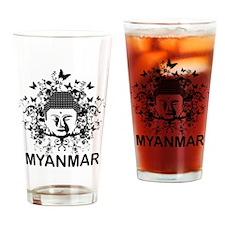 Buddha Myanmar Pint Glass