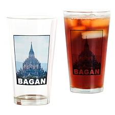 Bagan Pint Glass