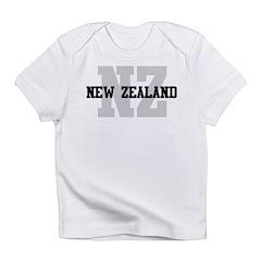NZ New Zealand Infant T-Shirt