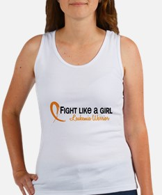 Licensed Fight Like a Girl 6.4 Le Women's Tank Top