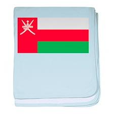 Oman baby blanket