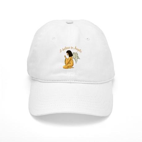 I Believe in Angels Cap