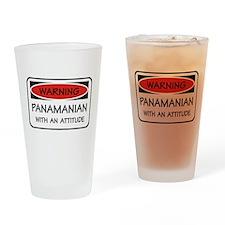 Attitude Panamanian Pint Glass