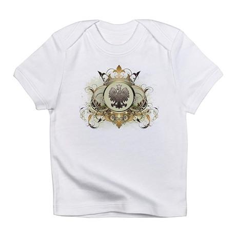 Stylish Poland Infant T-Shirt