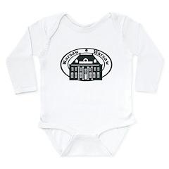 Warsaw Long Sleeve Infant Bodysuit