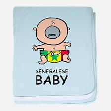 Senegalese Baby baby blanket