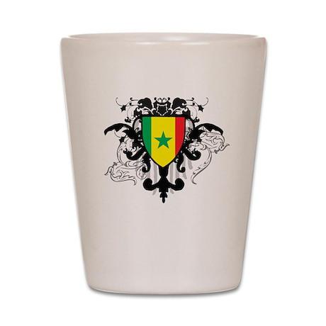 Stylish Senegal Shot Glass