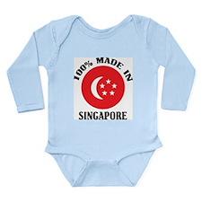 Made In Singapore Onesie Romper Suit
