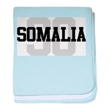 SO Somalia baby blanket