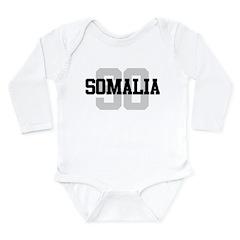 SO Somalia Long Sleeve Infant Bodysuit