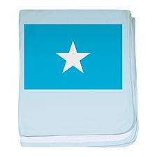 Somalia Flag baby blanket