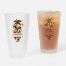 Cape Town South Africa Pint Glass