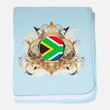 Stylish South Africa baby blanket
