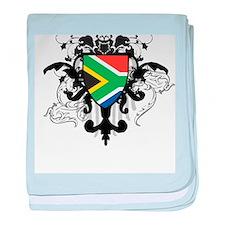Stylish South Africa baby blanket