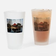 South Korea Pint Glass
