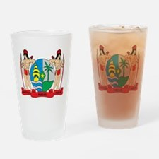 Suriname Pint Glass