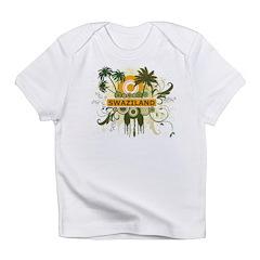 Palm Tree Swaziland Infant T-Shirt