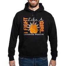 Licensed Fight Like a Girl 8.2 Leuke Hoodie