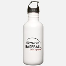 Baseball...is there anything Water Bottle