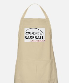Baseball...is there anything Apron