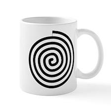 Spiral Petroglyph Icon Mug