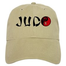 Judo Too Baseball Cap (White or Khaki)
