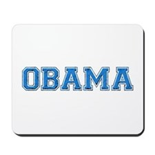 ObamaShops Mousepad