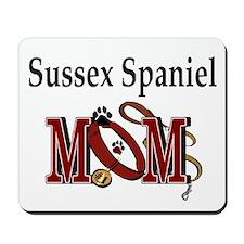 Sussex Spaniel Mom Mousepad