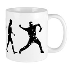 Evolution Pitcher Mug