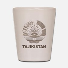 Vintage Tajikistan Shot Glass
