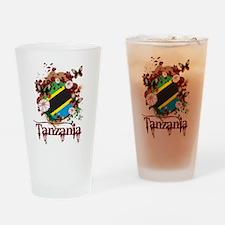 Butterfly Tanzania Pint Glass