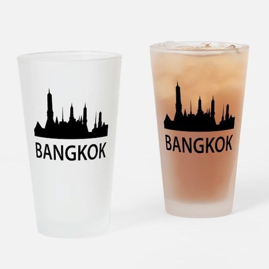Bangkok Skyline Pint Glass