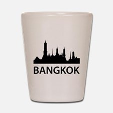 Bangkok Skyline Shot Glass